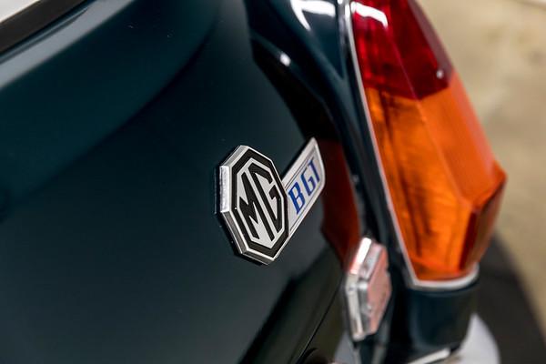 MG MGB GT 96264G