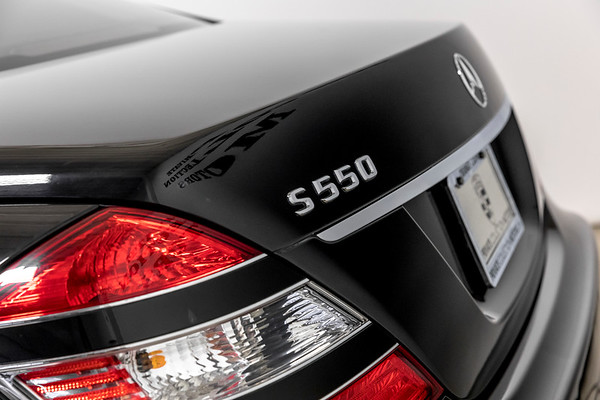 Mercedes-Benz S550 213490