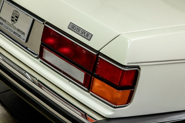 Rolls Royce Silver Spur X23345