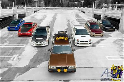 Project One Car Club
