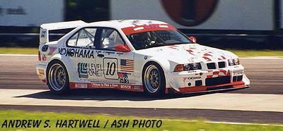 BMW Racing Scrapbook