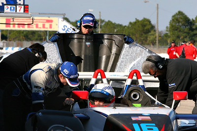 Sebring Test Days 2008