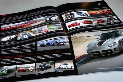2010 Dodge Viper brochure