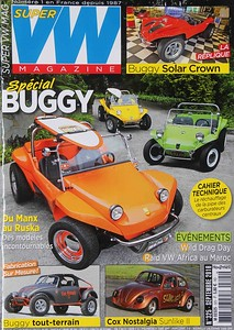 Super VW Magazine - September 2016