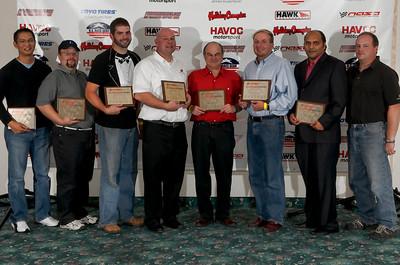 Putnam Awards Banquet 2009