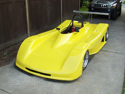 SR1, converted '84 Van Diemen