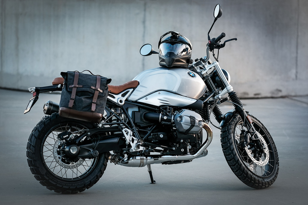 BMW Side Bag - Leather Edition Review | BMW NineT Forum