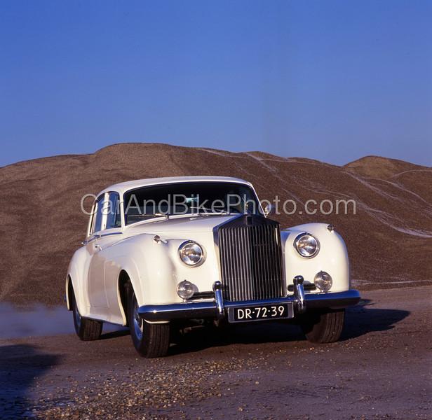 Rolls Royce Silver cloud 372
