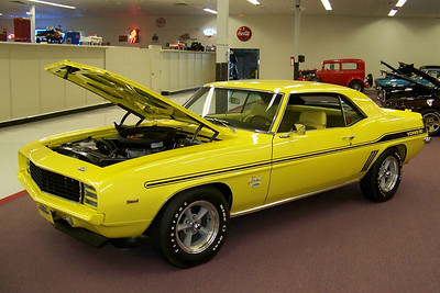 This is a Yenko clone and one of the finest cars I have ever scene. Detail is outstanding. It is For Sale.