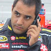 """Juan Pablo Montoya, """"Hello, can you hear me now?""""<br /> I've said it before, """"I can't be bought."""""""