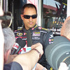 """Jaun Pablo Montoya, """"I'll try to slip out this side, I can't be bought."""""""