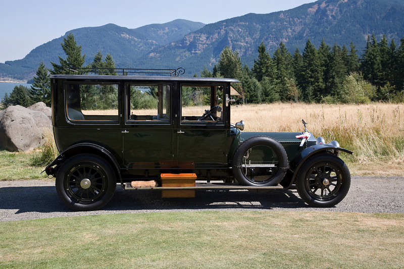 1645 - 1911 Silver Ghost
