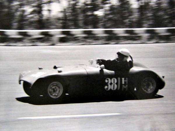 Marlboro Raceway circa 1956.<br /> <br /> Photo by Dudley L. Stouch