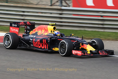 Red Bull Racing - 33 - Max Verstappen