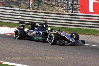 Williams Mercedes - 77 - Valtteri Bottas