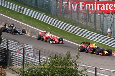 Ferrari - 7 - Kimi Raikonen