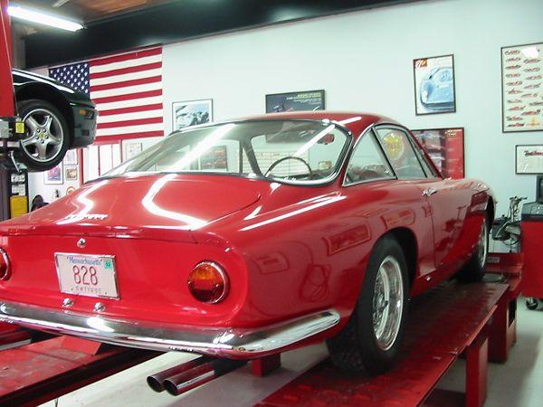 Ferrari 250GT Lusso