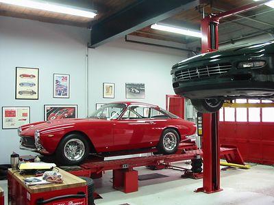Racing & Restoration Shops