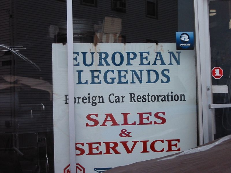 European Legends