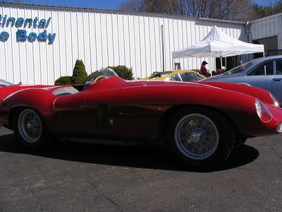 Ferrari 850 Monza