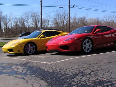 Ferrari 360s