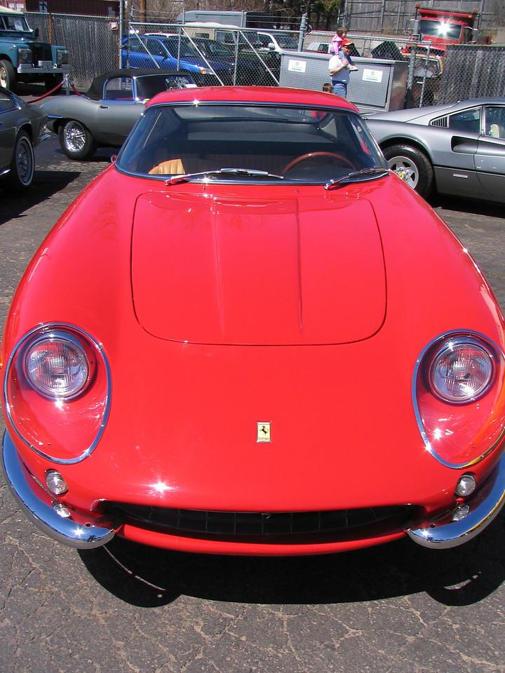 Ferrari 275GTB Long Nose