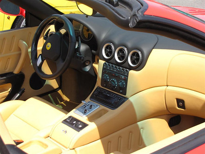 Ferrari 550 Barchetta