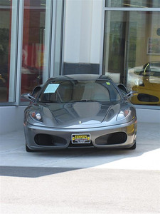 Ferrari 430 (bad-ass angle)