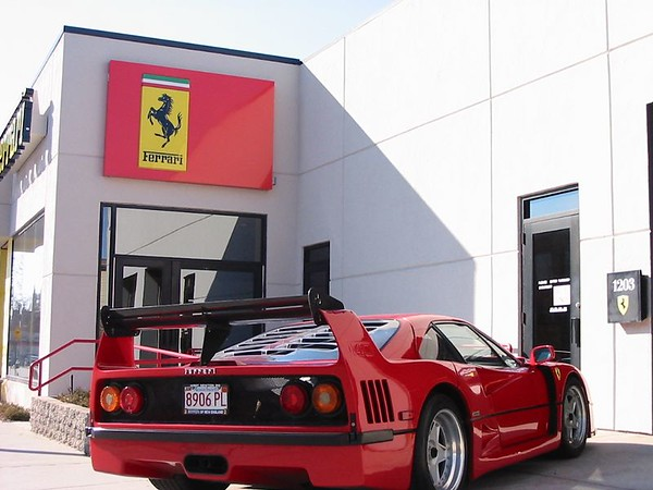 Ferrari Of New England >> Ferrari Of New England Gaston Andrey Douging