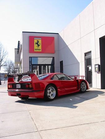 Ferrari of New England (Gaston Andrey)