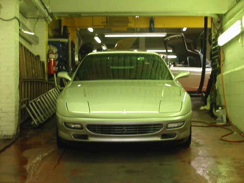 Carriage House Motor Cars - Ferrari 456GT