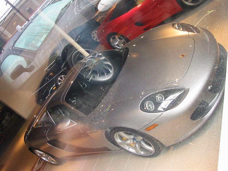Miller Motorcars - Porsche Carrera GT