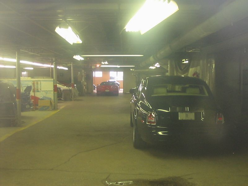 Miller Motorcars - shop
