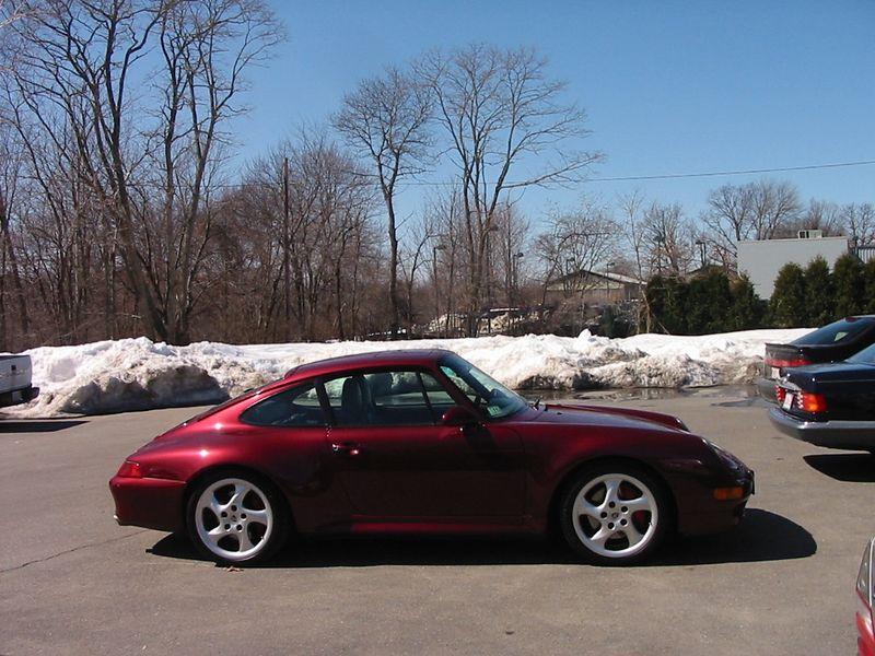 Porsche 911 C4S