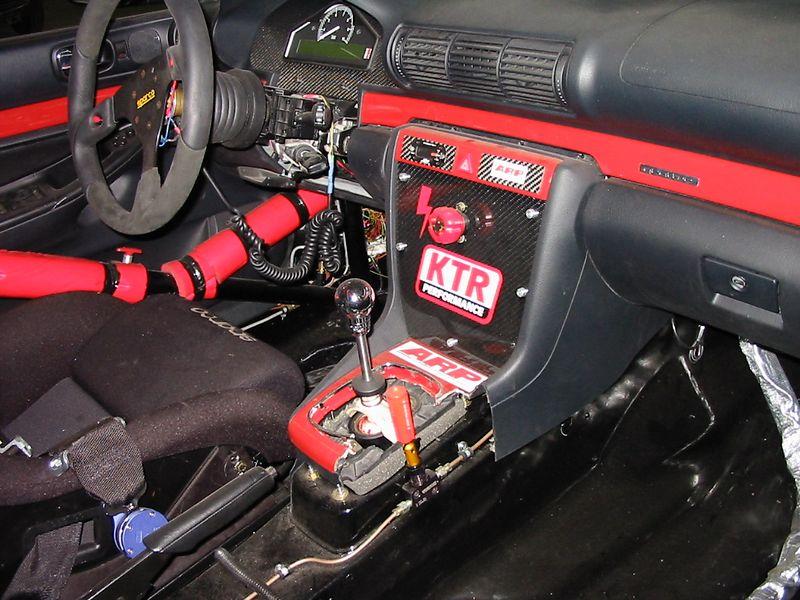Audi S4 KTR project car