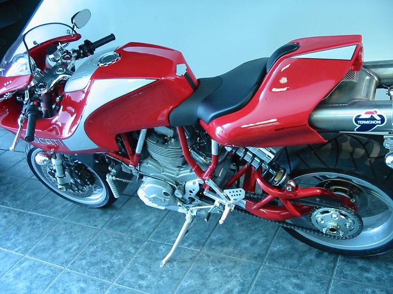 Ducati M900 Evoluzione