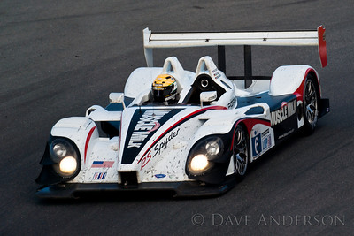 Car #6, Porsche RS Spyder(LMP), Gidley/Graf/Maassen, 2nd Overall(230 Laps) 2nd in Class, Qualifying Time 1:13.855, Best Race Lap 1:15.853