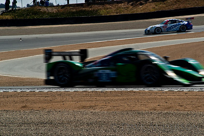 Car #8, Lola B09 60(LMP), Drayson/Cocker/Pirro, 31st Overall(Gearbox, 106 Laps) 5th in Class, Qualifying Time 1:16.297, Best Race Lap 1:15.085  Car #81, Porsche 911 GT3 Cup(GTC), Gonzalez/Leitzinger/Junco, Jr, 19th Overall(217 Laps) 3rd in Class, Qualifying Time 1:23.067, Best Race Lap 1:28.140