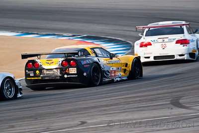 Car #4, Corvette ZR1(GT2), Beretta/Gavin, 7th Overall(227 Laps) 3rd in Class, Qualifying Time 1:23.101, Best Race Lap 1:23.853  Car #92, BMW M3 GT(GT2), Auberlen/Milner, 13th Overall(222 Laps) 8th in Class, Qualifying Time 1:23.350, Best Race Lap 1:24.062