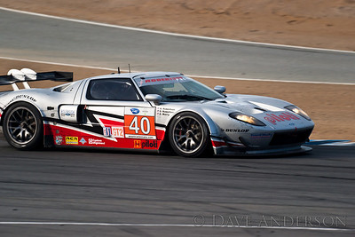 Car #40, Doran Ford GT-R(GT2), D.Robertson/A.Robertson/Murry, 9th Overall(215 Laps) 5th in Class, Qualifying Time 1:23.067, Best Race Lap 1:23.457