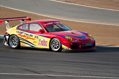 Car #69, Porsche 911 GT3 Cup(GTC), Rodriguez/Bieker/Wilson, 26th Overall(212 Laps) 8th in Class, Qualifying Time 1:28.590, Best Race Lap 1:28.371