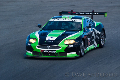Car #75, Jaguar XKRS(GT2), Dalziel/Goossens, 29th Overall(191 Laps) 13th in Class, Qualifying Time 1:26.381, Best Race Lap 1:26.079