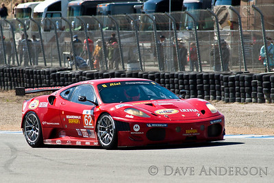 Car #62, Ferrari 430 GT(GT2), Melo/Bruni, 8th Overall(225 Laps) 4th in Class, Qualifying Time 1:22.752, Best Race Lap 1:24.133