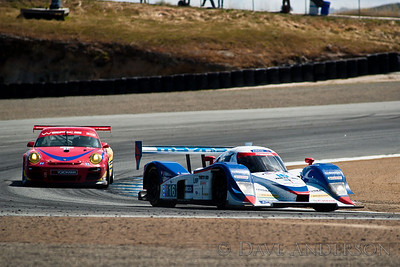 Car #16, Lola B09 86 Mazda(LMP), Dyson/Smith/Meyrick, 15th Overall(Mechanical, 220 Laps) 3rd in Class, Qualifying Time 1:12.338(New Qual. Lap Record), Best Race Lap 1:14.262(New Race Lap Record)  Car #69, Porsche 911 GT3 Cup(GTC), Rodriguez/Bieker/Wilson, 26th Overall(212 Laps) 8th in Class, Qualifying Time 1:28.590, Best Race Lap 1:28.371