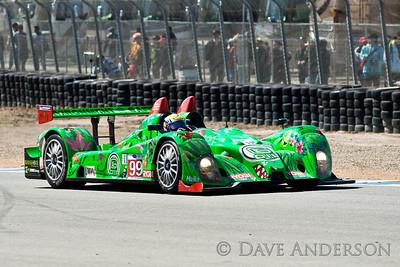 Car #99, Oreca FLM09(LMPC), Julian/Jeannette/Zugel, 12th Overall(Not Running, 222 Laps) 3rd in Class, Qualifying Time 1:17.971, Best Race Lap 1:19.913