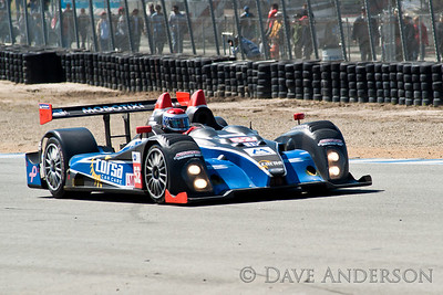 Car #52, Oreca FLM09(LMPC), Mowlem/Papadopoulos/Lewis, 32nd Overall(Accident, 107 Laps) 5th in Class, Qualifying Time 1:17.800(New Qual. Lap Record), Best Race Lap 1:20.563