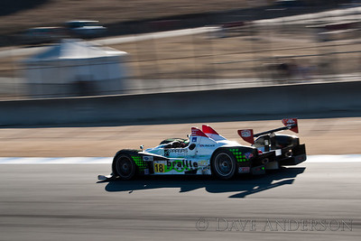 Car #18, Oreca FLM09(LMPC) (Nicolosi*)/Boon/Lueders, 17th Overall(235 Laps), 6th in Class, Qualifying Time -:--.--- @-.---mph, Best Race Lap 1:21.434, Total Time 6:02:15.154(13 Laps Behind Lead)