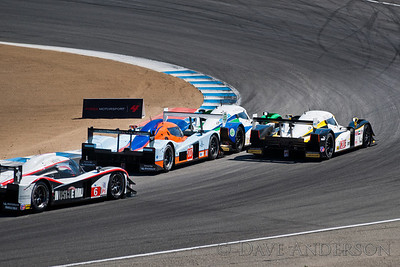 Car #007, Lola B09 60 Aston Martin(LMP1) Fernandez*/Primat/(Mucke), 1st Overall(248 Laps), 1st in Class, Qualifying Time 1:14.827 @107.672mph, Best Race Lap 1:15.804, Total Time 6:01:02.936(-.--- Behind Lead)  Car #16, Lola B09 86 Mazda(LMP1) (Dyson)/Smith*/Cochran, 2nd Overall(245 Laps), 2nd in Class, Qualifying Time 1:13.927 @108.983mph, Best Race Lap 1:15.293, Total Time 6:01:30.502(3 Laps Behind Lead)  Car #20, Lola B09/86(LMP1) Al Masaood/Kane*/(Leitzinger), 3rd Overall(245 Laps), 3rd in Class, Qualifying Time 1:14.621 @107.970mph, Best Race Lap 1:15.654, Total Time 6:02:08.807(3 Laps Behind Lead)  Car #6, Aston Martin Lola B08(LMP1) (Luhr)/Graf*, 32nd Overall(200 Laps), 5th in Class, Qualifying Time 1:15.564 @106.622mph, Best Race Lap 1:16.468, Total Time 6:02:19.557(48 Laps Behind Lead)