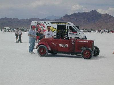 Bonneville Speed Week Aug. 05