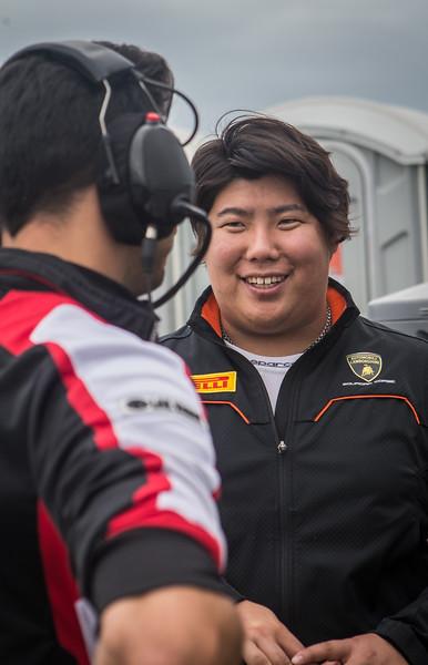 Yuki Harata of Dream Racing Motorsports